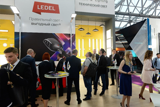 IEK Lighting и LEDEL на выставке Interlight Russia